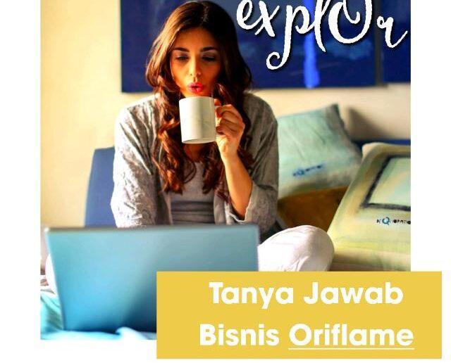 Sharing Online Bisnis Oriflame | Peluang Bisnis Online