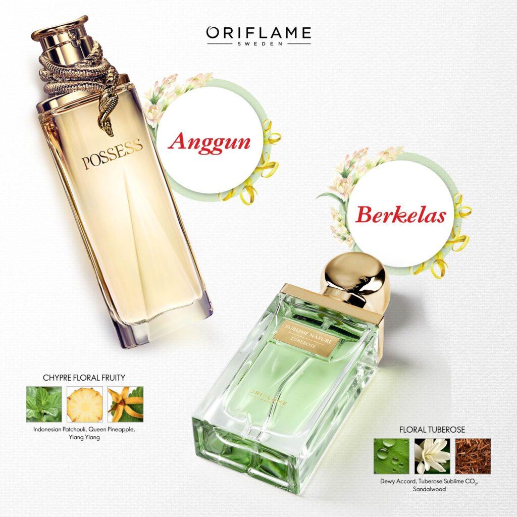 parfum tahan lama dan murah koleksi Oriflame