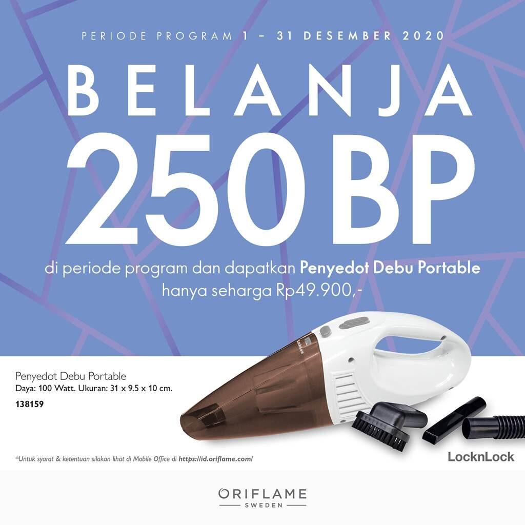 Promo Oriflame Desember 2020 | Peluang Bisnis Online